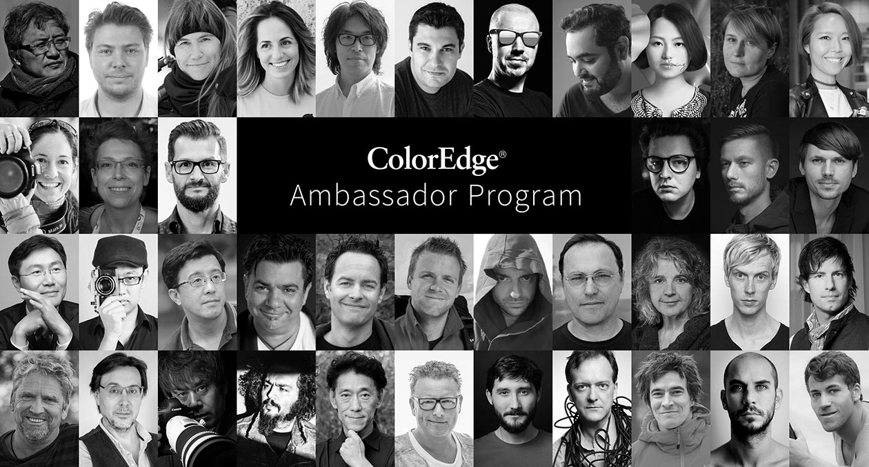 ColorEdge Ambassadors