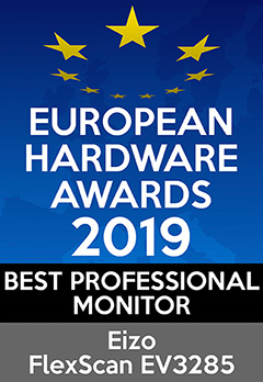 05/2019 | European Hardware Awards 2019 – Best Professional Monitor