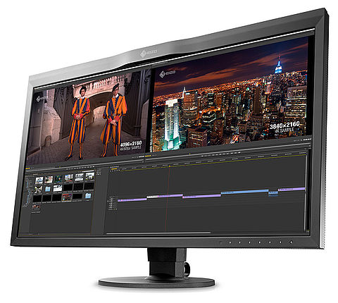 Monitors for photo editing for color-proof images