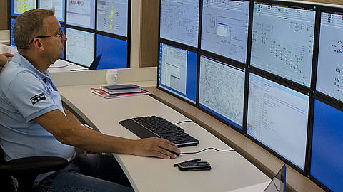 Reliable monitor solutions for control rooms and control centers