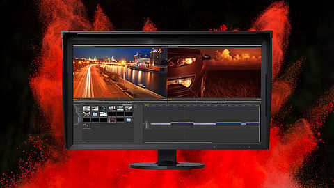 The new EIZO CG319X